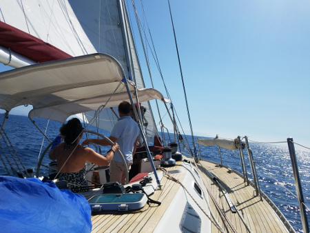 Family Sailing Holidays and Adventures